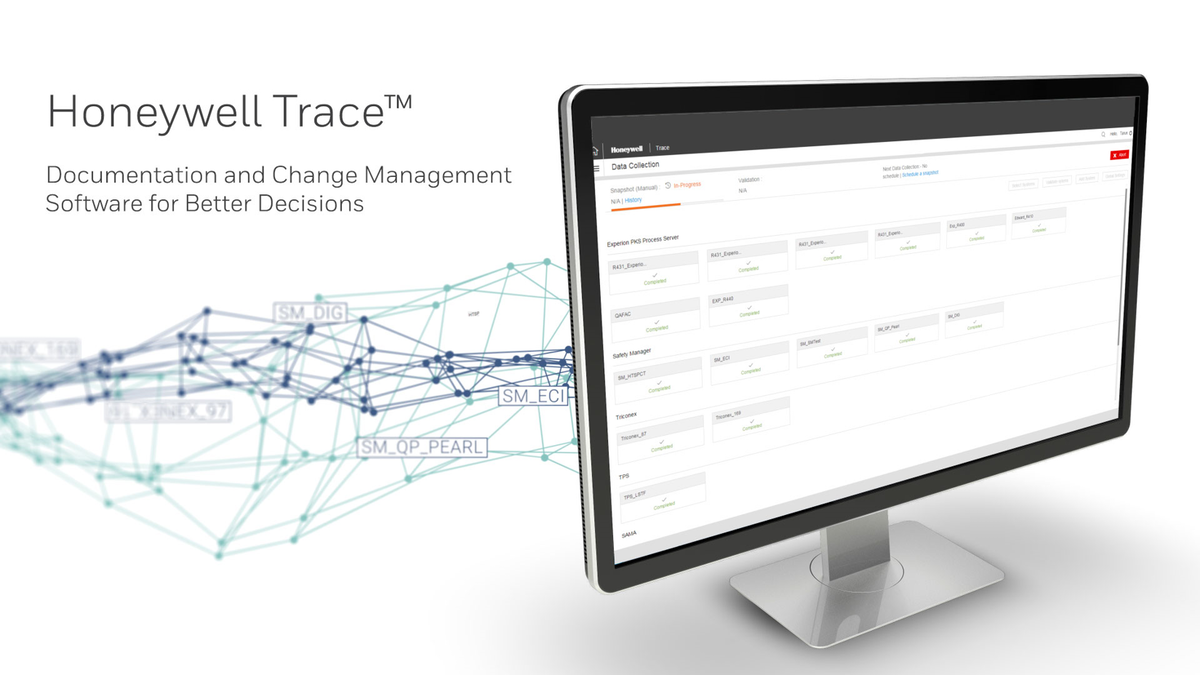 Honeywell: Trace Automated Change Management Software