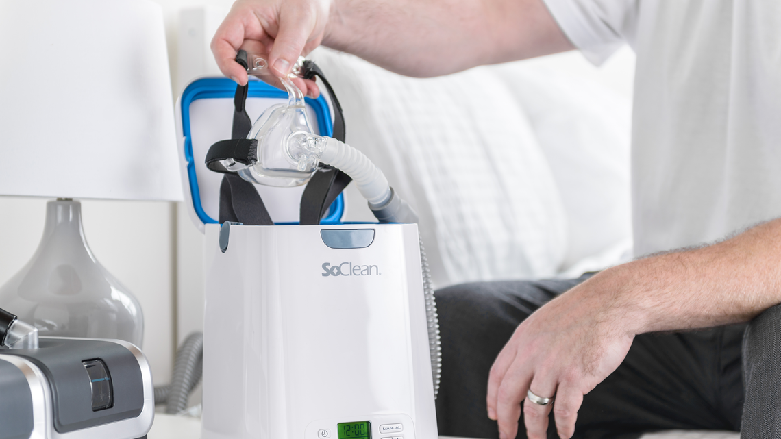 Best Cpap Cleaner 2020.Designing For Home Healthcare Healthcare Packaging