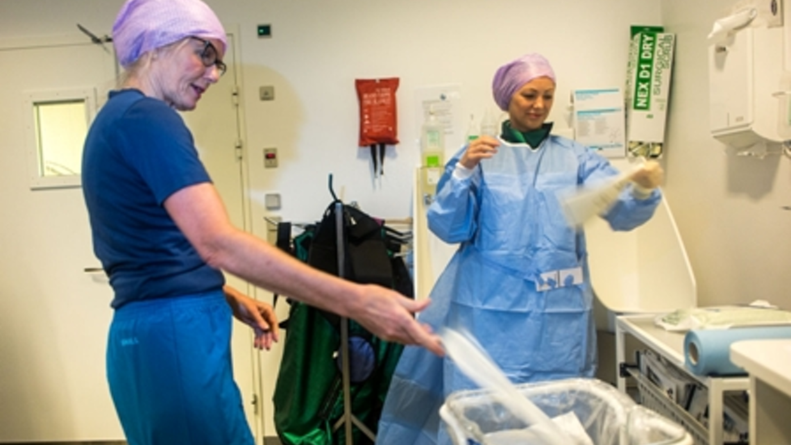 Hospital Takes Aim At Plastic Recycling Healthcare Packaging