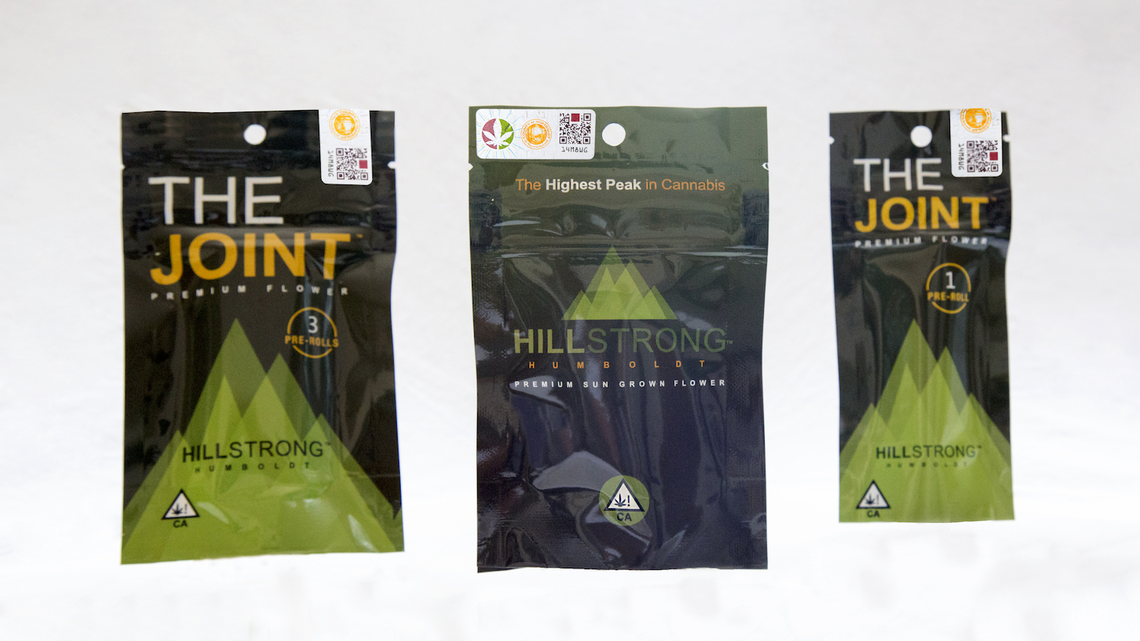 HILLSTRONG Makes Cannabis Packaging a Focal Point
